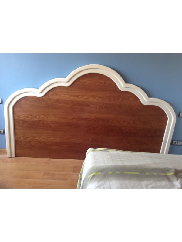 Nuestros muebles ebanister a fonseca - Cabeceros de madera rusticos ...